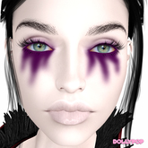 ~Dollypop~ Tintable Gothic Eye Makeup 3 - Classic & BOM