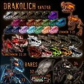 ::Static:: Drakolich Avatar VOUCHER - 01 {Bleached}