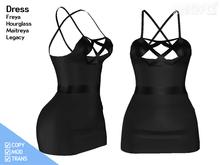 ::MA:: Black Mini Dress - FULL PERM