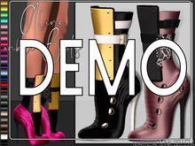 .K. [TenToes] - Alina ankle Boots [DEMO]