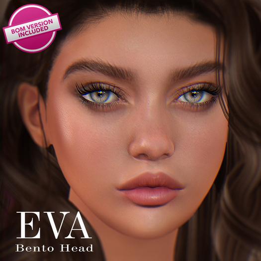 [AK Deluxe] - Eva Bento Head