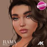 [AK Deluxe] - Rama Bento Head