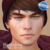 [AK Deluxe Men] - Brandon Bento Head