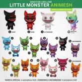 SEmotion Libellune Little Monster #11 UNCOMMON