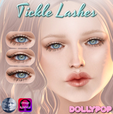 ~Dollypop~ Tickle Genus & Omega Lashes