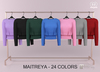 Bowtique - Sweatshirt (Maitreya)