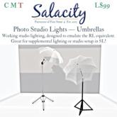 Salacity - Photo Studio Lights Umbrellas