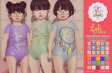 Pacagaia Kids - Onesie -ADD-