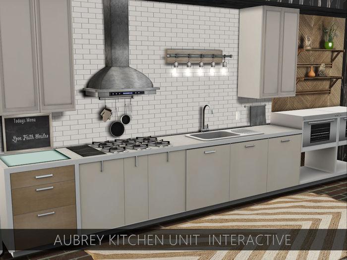 [BR] Aubrey Kitchen Animated