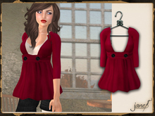 JANE - lulu top.cherry