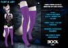 F&L - Sheer Stripes - Texture Mod - AP: Long Socks - Darks