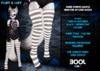 F&L - Sheer Stripes - Texture Mod - AP: Long Socks - Lights
