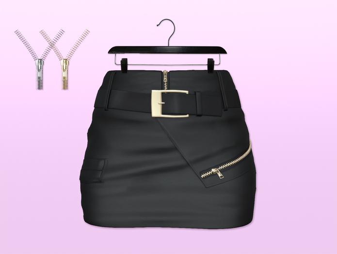 [SB] Keli Skirt - Maitreya - Black