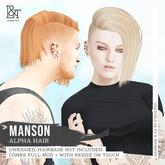 lock&tuft - manson natural