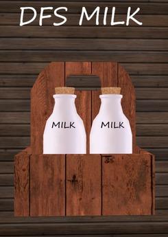 DFS Milk Crate