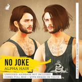 lock&tuft - no joke tuxedo