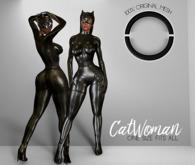 O U T R É  //  CatWoman
