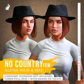 lock&tuft - no country (fem) demo