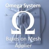 Bake on Mesh Appliers for Omega