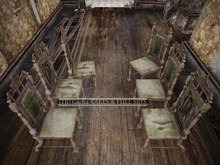 4 -DRD- MM3 - Old Dining Chair Pack