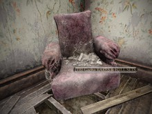 14 -DRD- MM3 - Wrecked Armchair