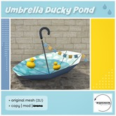Widdershins - Umbrella Ducky Pond