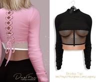DarkFire Brooke Top-#04