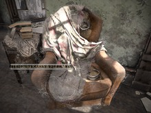 11 -DRD- MM3 - Old Torn Chair