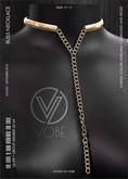 VOBE - Bliss Necklace Black