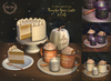 {what next} Pumpkin Spice Latte & Cake - Full Set (boxed)