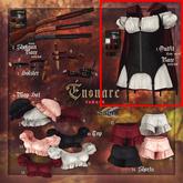 1. toksik - Ensnare Outfit (Maitreya) RARE