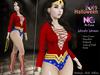 No Cabide :: Wonder Woman (wear)