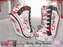 No Cabide :: Bloody Mary Sneakers - HUD 6 Colors (wear)
