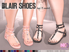 No Cabide :: Blair Shoes [HUD 15 Models] (wear)