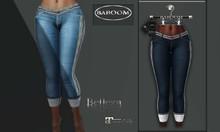 Baboom- Jeans--darkblue-design