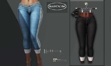 Baboom- Jeans-black