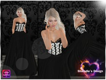 ~*~Shar's Specials~*~Halloween Gown- wear me