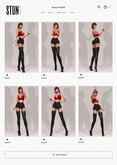 STUN - Pose Pack Collection Bento 'Kula' #106