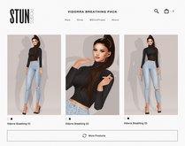 STUN - Anim Pack Collection Bento 'Vidorra' #09