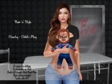 {Flair 'n' Style} Chucky - Child's Play