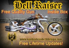Hell Raiser  v.1.3  motorcycle / chopper / bike