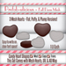 Prefabulicious   candy heart shapes ad