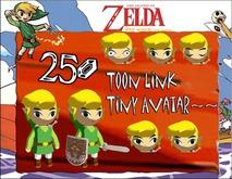 Toon Link - The Legend of Zelda - Wind Waker