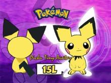 Pichu Tiny Avatar - Pokemon