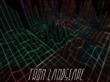 Tron Landscape 21 Pack - Strange Merchant