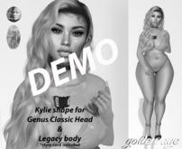 Kylie shape (Genus Classic head & Legacy body) DEMO