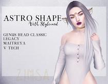 ZIMSA // (Femboy/Female) ASTRO SHAPE