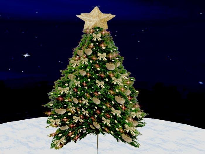 Blinking Christmas Tree 56