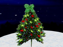 Blinking Christmas Tree 55