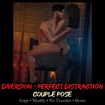 Diversion - Perfect Distraction - Couple Pose // Bento